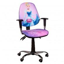 Кресло Бридж Хром Дизайн Дисней Золушка