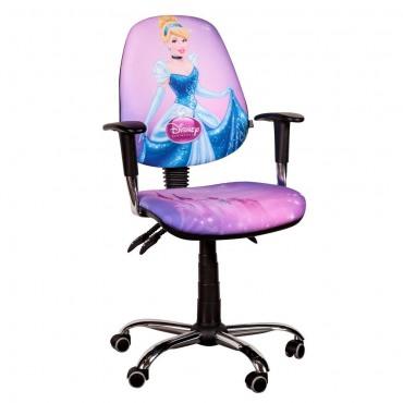 Кресло Бридж Хром Дизайн Дисней Золушка AMF