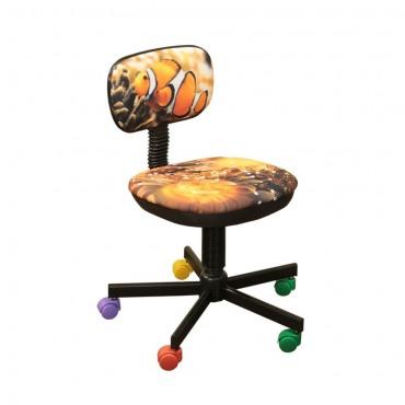 Кресло детское Бамбо Дизайн №6 Рыбка  AMF