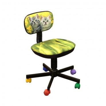 Кресло детское Бамбо Дизайн №8 Котята AMF