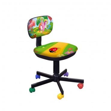 Кресло детское Бамбо Дизайн №15 Принцесса AMF