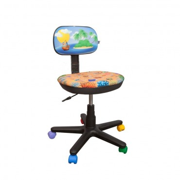 Кресло детское Бамбо дизайн Игра. Сокровища моря AMF