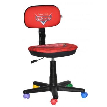 Кресло детское Бамбо Дизайн Дисней Тачки Молния Маккуин AMF