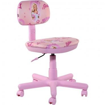 Кресло Свити розовый Girlie AMF
