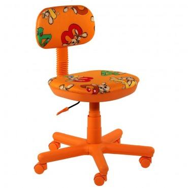 Кресло Свити оранжевый Зайцы оранжевые AMF