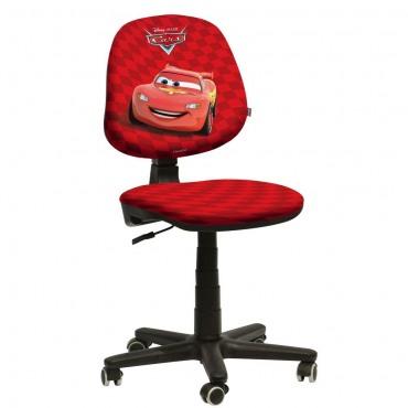 Кресло детское Актив Дизайн Дисней Тачки Молния Маккуин AMF