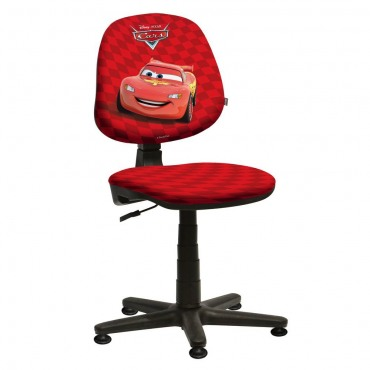 Кресло детское Актив Дизайн Дисней Тачки Молния Маккуин со стопками AMF