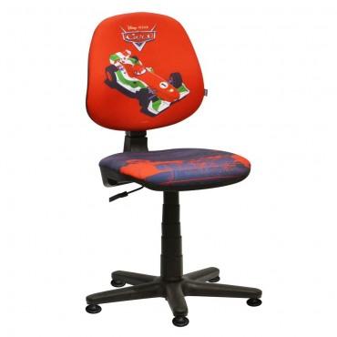 Кресло детское Актив Дизайн Дисней Тачки Франческо Бернулли со стопками AMF