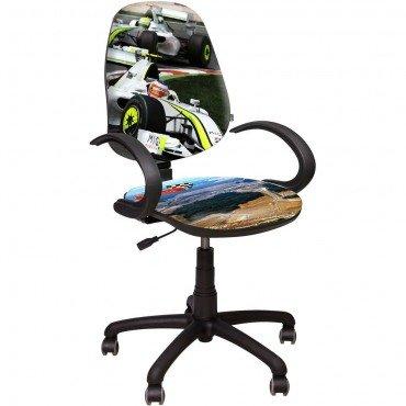 Кресло Поло 50/АМФ-5 Дизайн №2 Гонки AMF