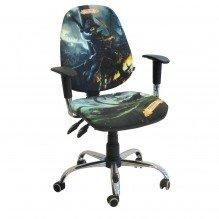 Кресло Бридж Хром Дизайн №2 Пираты