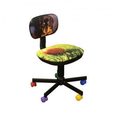 Кресло детское Бамбо Дизайн №10 Щенок AMF