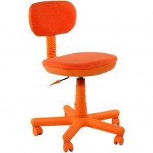 Кресло Свити оранжевый Розана-105