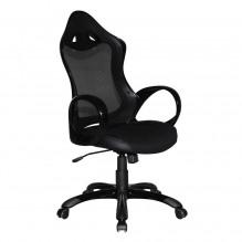 Кресло Матрикс-2 Черный, сиденье Сетка черная/спинка Сетка черная