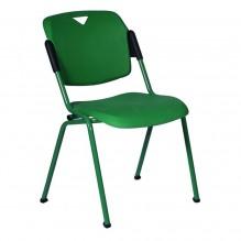 Стул Рольф зеленый, пластик зеленый