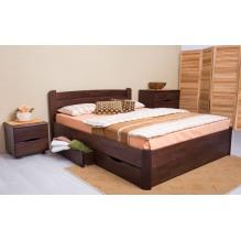 Кровать София V с ящиками Бук