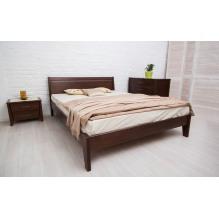 Кровать Сити с филенкой без изножья Бук