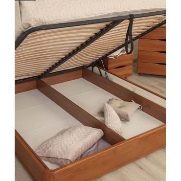 Кровать Ассоль с механизмом Бук Олимп