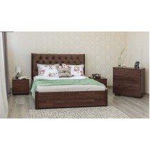 Кровать Челси с ящиками Бук