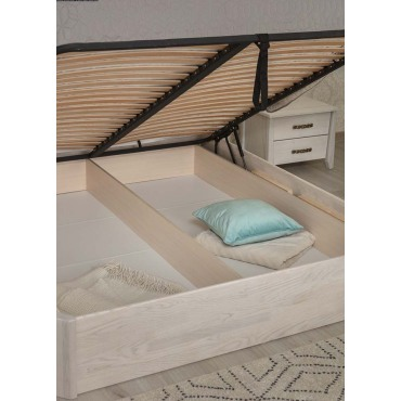 Кровать Сити Премиум с филенкой с механизмом Бук Олимп