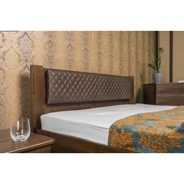 Кровать Грейс с ящиками Бук Олимп