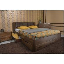 Кровать Грейс с ящиками Бук