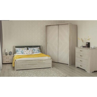 Кровать Катарина с ящиками Бук Олимп