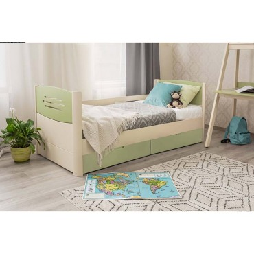 Кровать Марго Премиум Бук Олимп