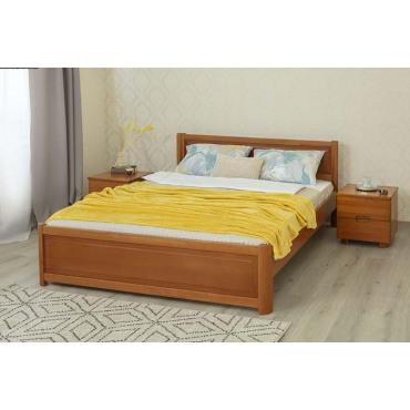 Кровать Марго филенка Бук Олимп