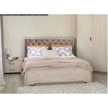 Кровать Милена Премиум с механизмом Бук