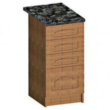 40 низ с ящиками Кухня Карина