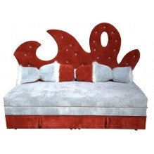 Диван-кровать Пламя