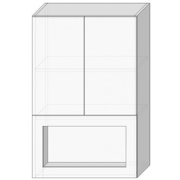 60 верх витрина м/925 Кухня София Люкс Сокме