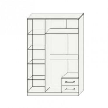 Кросслайн Шкаф 1350 Сокме